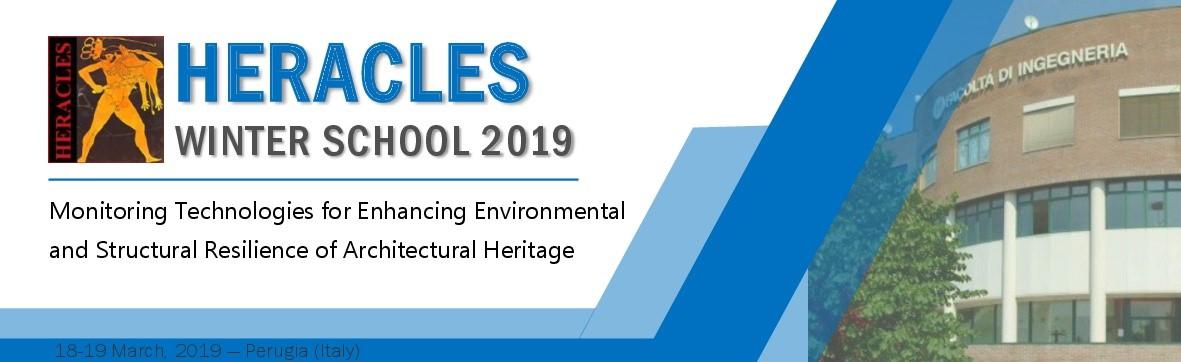 Winter School 2019 (18-19/03/2019 - Perugia, IT)
