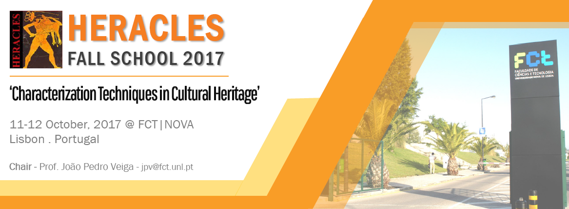 HERACLES Fall School 2017, took place in FCT|NOVA on October 11-12, 2017.