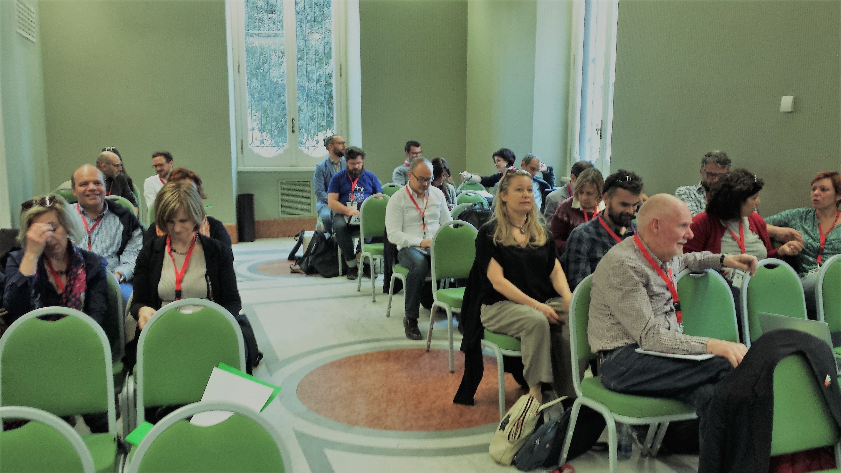 The 6th Internal Meeting has been held in Roma, IT