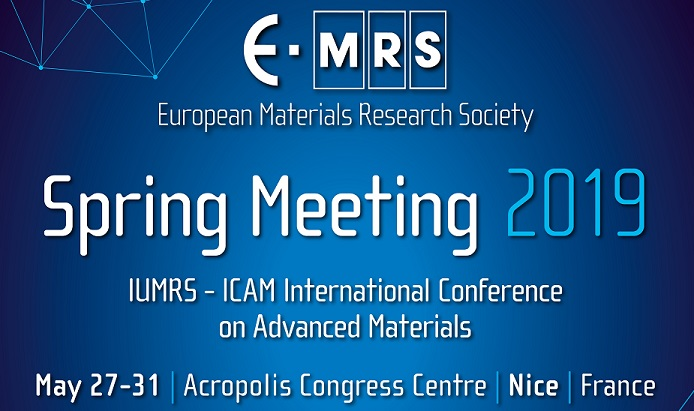 HERACLES will be involved in the 2019 EMRS Spring Meeting