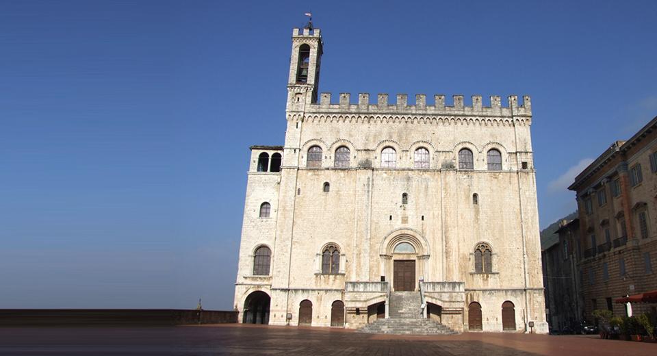Gubbio High Town